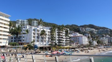 Downtown - Puerto Vallarta, Mexico - Adam Vossen