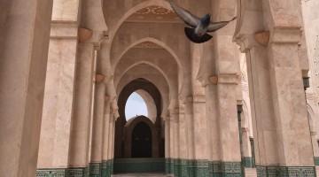 Hassan II Mosque - Casablanca, Morocco - George Franks