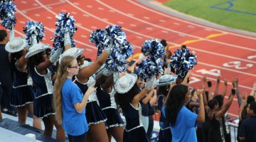 Back To School Football Game - Robert M. Shoemaker High School - Elilai Davis