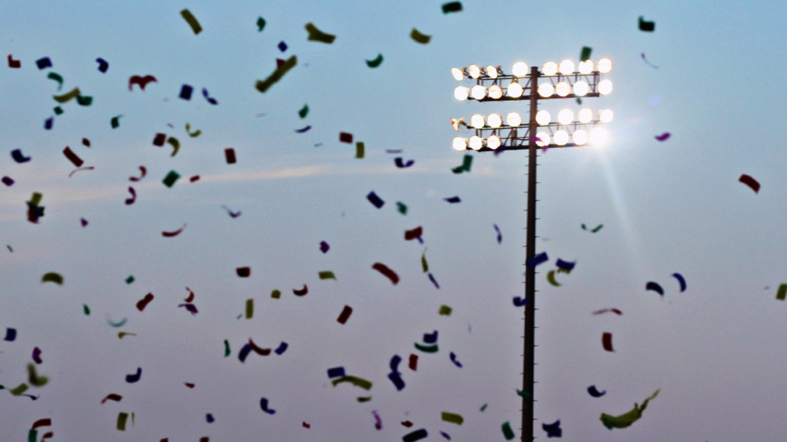 Back To School Football Game - Lake Dallas High School - Maggie Kelley