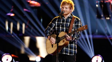 Ed Sheeran - Tyler Golden