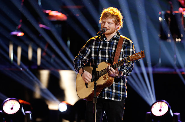 Ed Sheeran - Tyler Golden