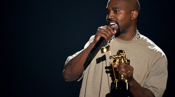 Kanye West - VMAS - Getty Images