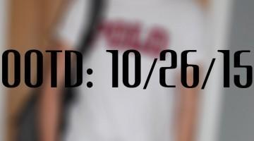 OOTD - 10/26/15 - George Franks