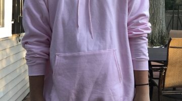 Plain Hanes Sweatshirt - Jack Goldsmith