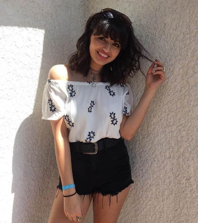 Rebecca Black - Coachella 2016