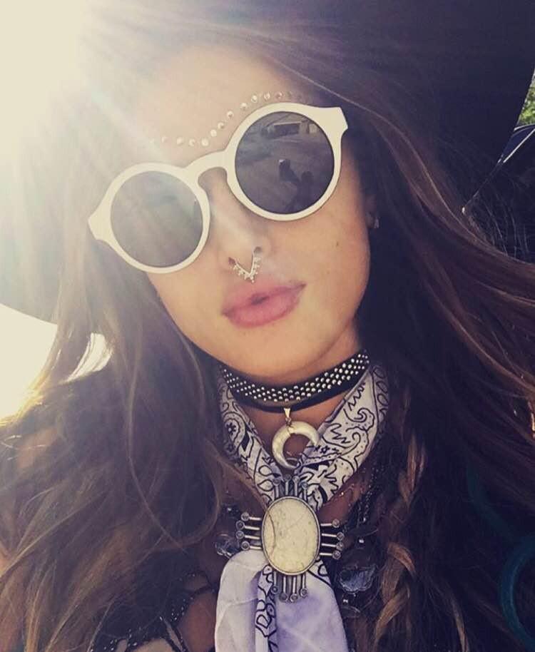 Bella Thorne - Coachella 2016