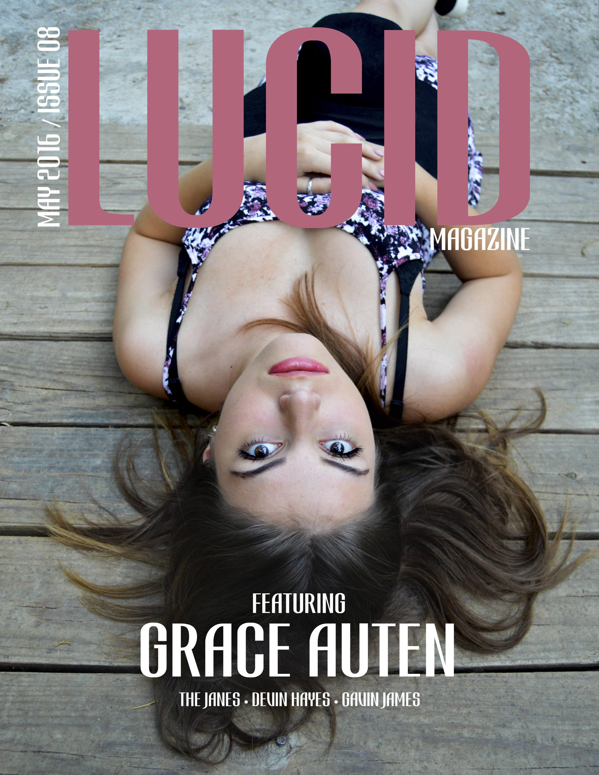 Lucid Magazine Issue 08 Grace Auten