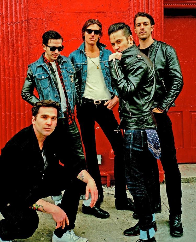 Jeremy & the Harlequins