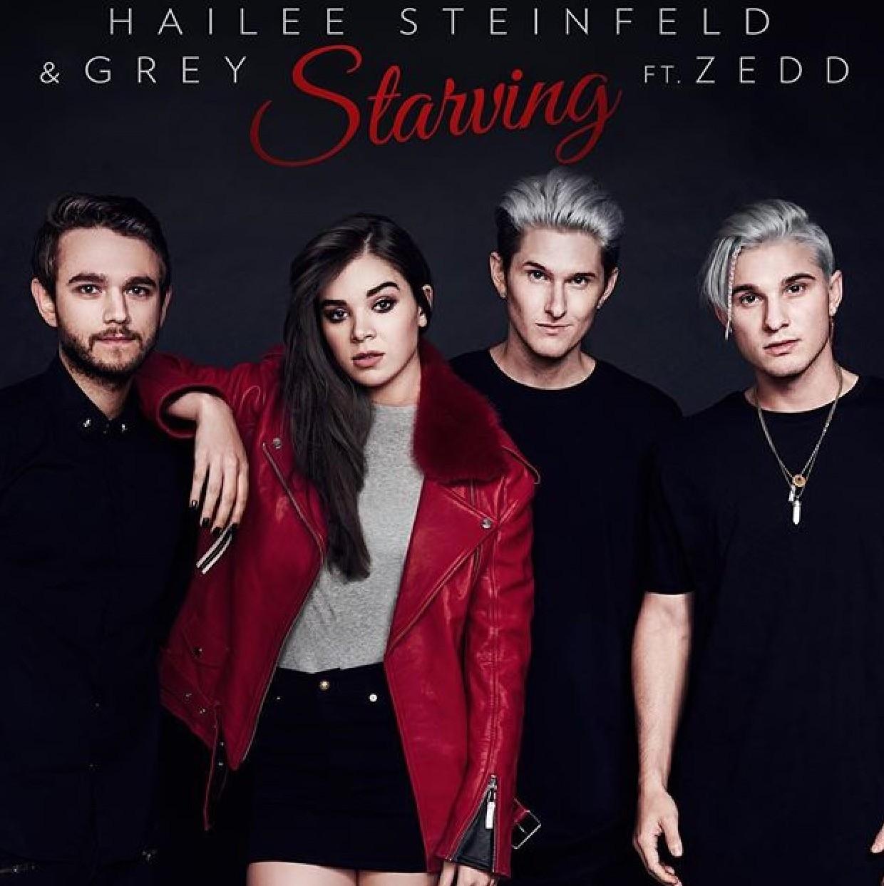 """Starving"" - Hailee Steinfeld & Grey ft. Zedd"