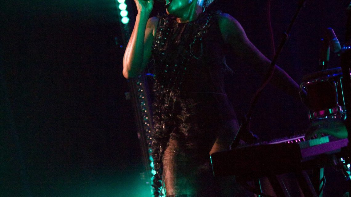 Fitz and The Tantrums - Savannah Sears